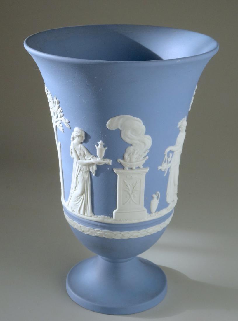 Good Wedgwood Flower Vase