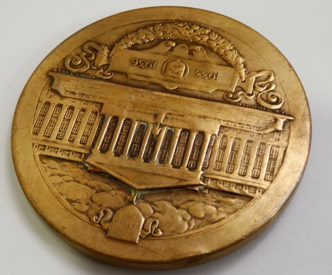 U.S.Mint Bronze Medal Lawrence Wood Robert Jr. Asst - 5