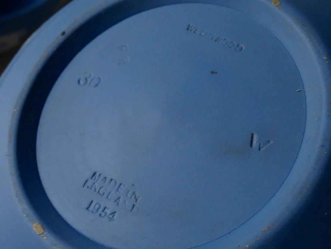 Wedgwood Pair Blue Jasper Large Bowl Lot of Two - 6