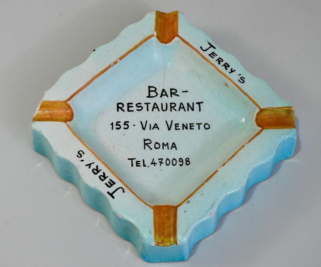 Dolce Vita 60s Memorabilia Vintage Via Veneto Rome