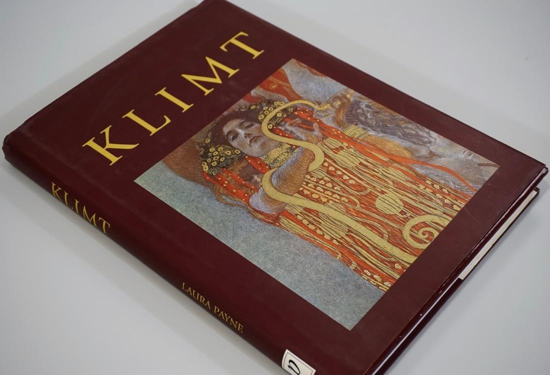 Klimt by Laura Payne Art Book Parragon Publishing Bath