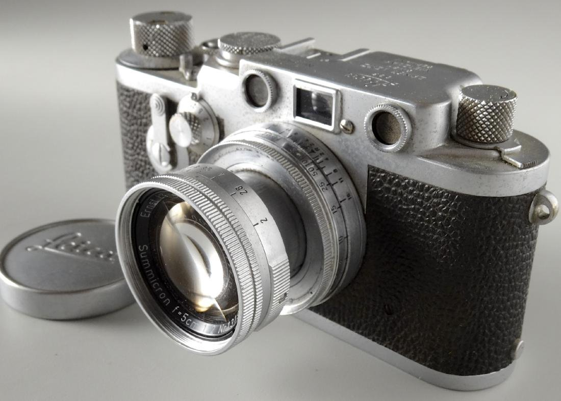 Leica III F Nr. 791895 Ernst Leitz GMBH Wetzlar