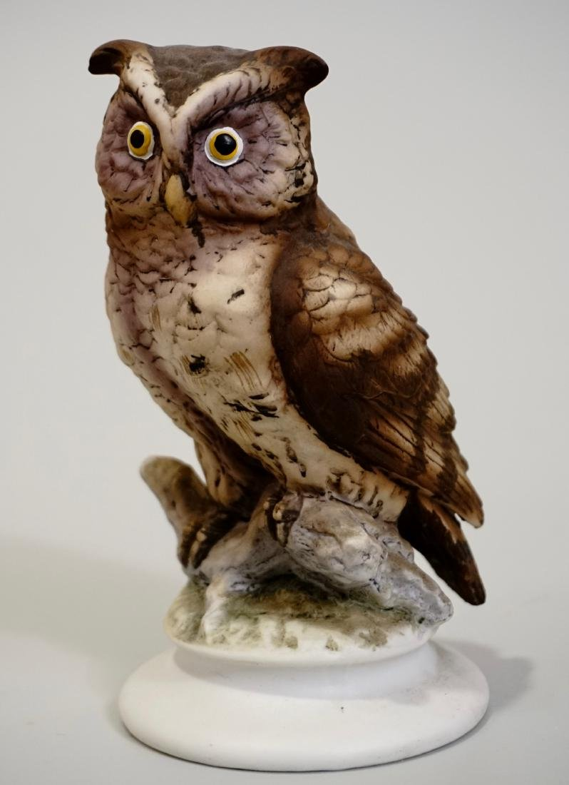 Lefton China Owl