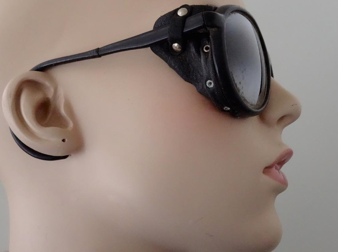 Mad Steampunk Style Goggles Sunglasses Movie Prop