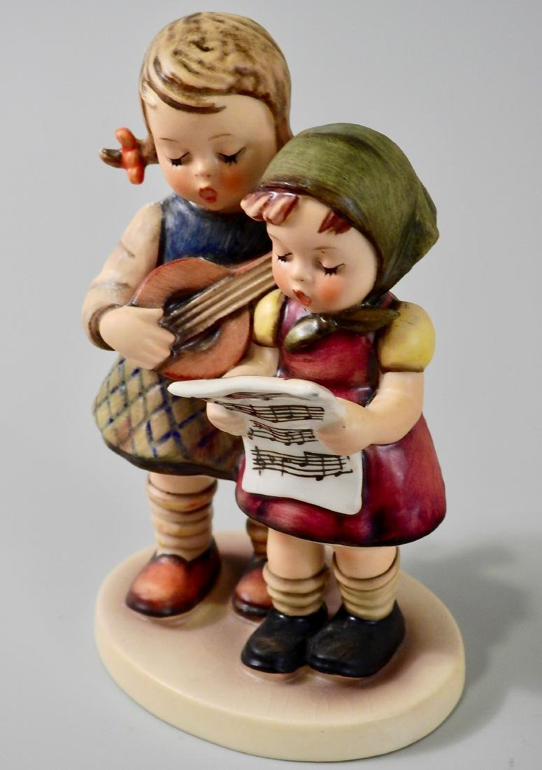 Goebel West Germany Singers Figurine