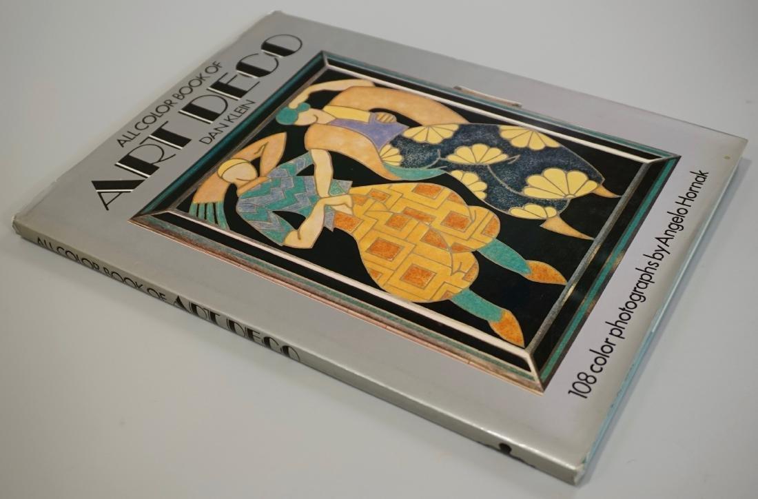 Dan Klain Art Deco Book
