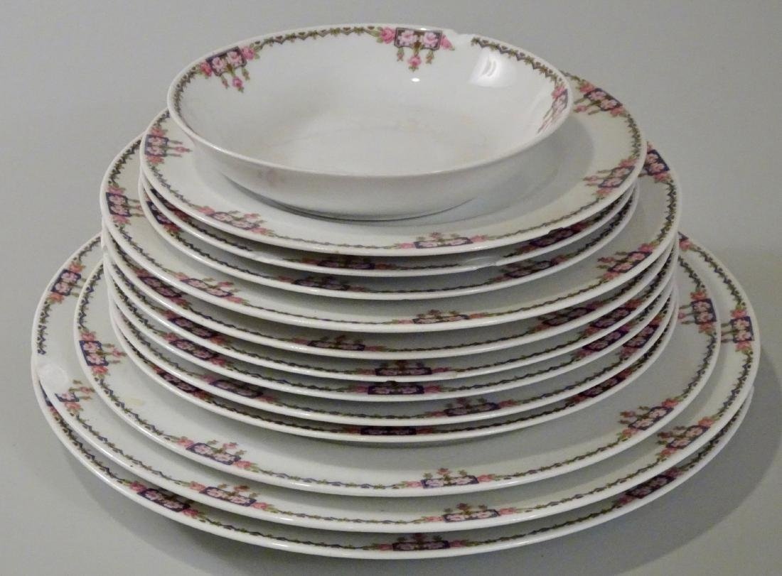 Lot of 13 Charles Ahrenfeldt Limoges French Porcelain