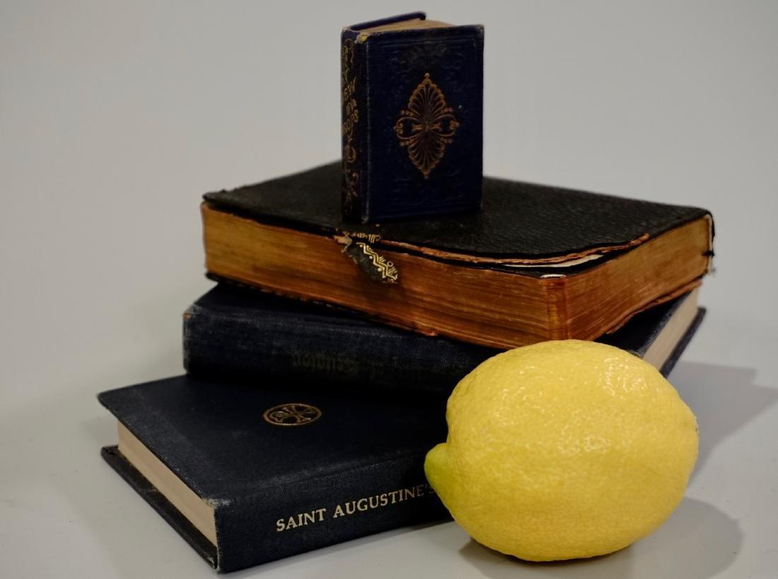 Miniature Catholic Religious Books Miniature Book Dew