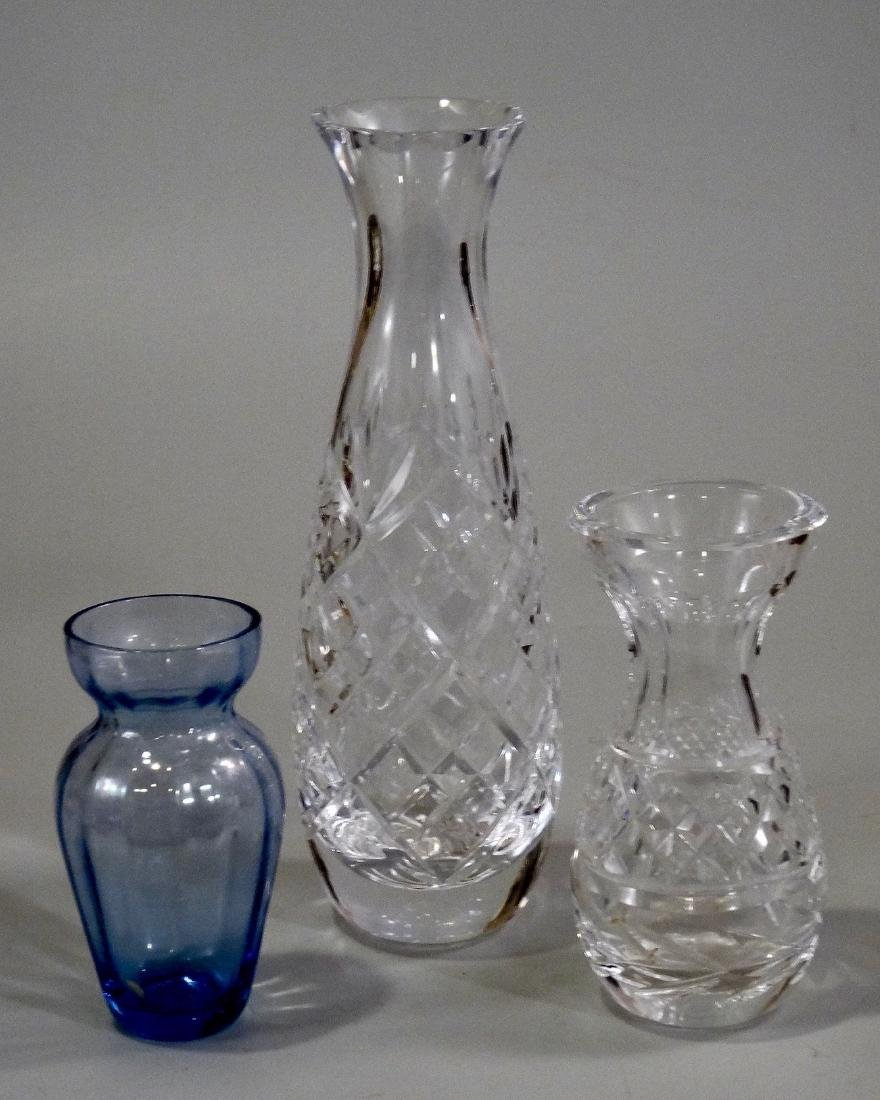 Vintage Small Bud Vase Collection Lot of 3