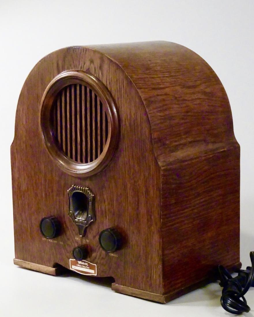 Welbilt Vintage Style AM FM Radio CollectorÕs Edition