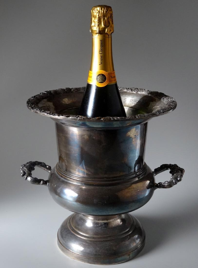 Large King Edward Champagne Urn Bottle Cooler by