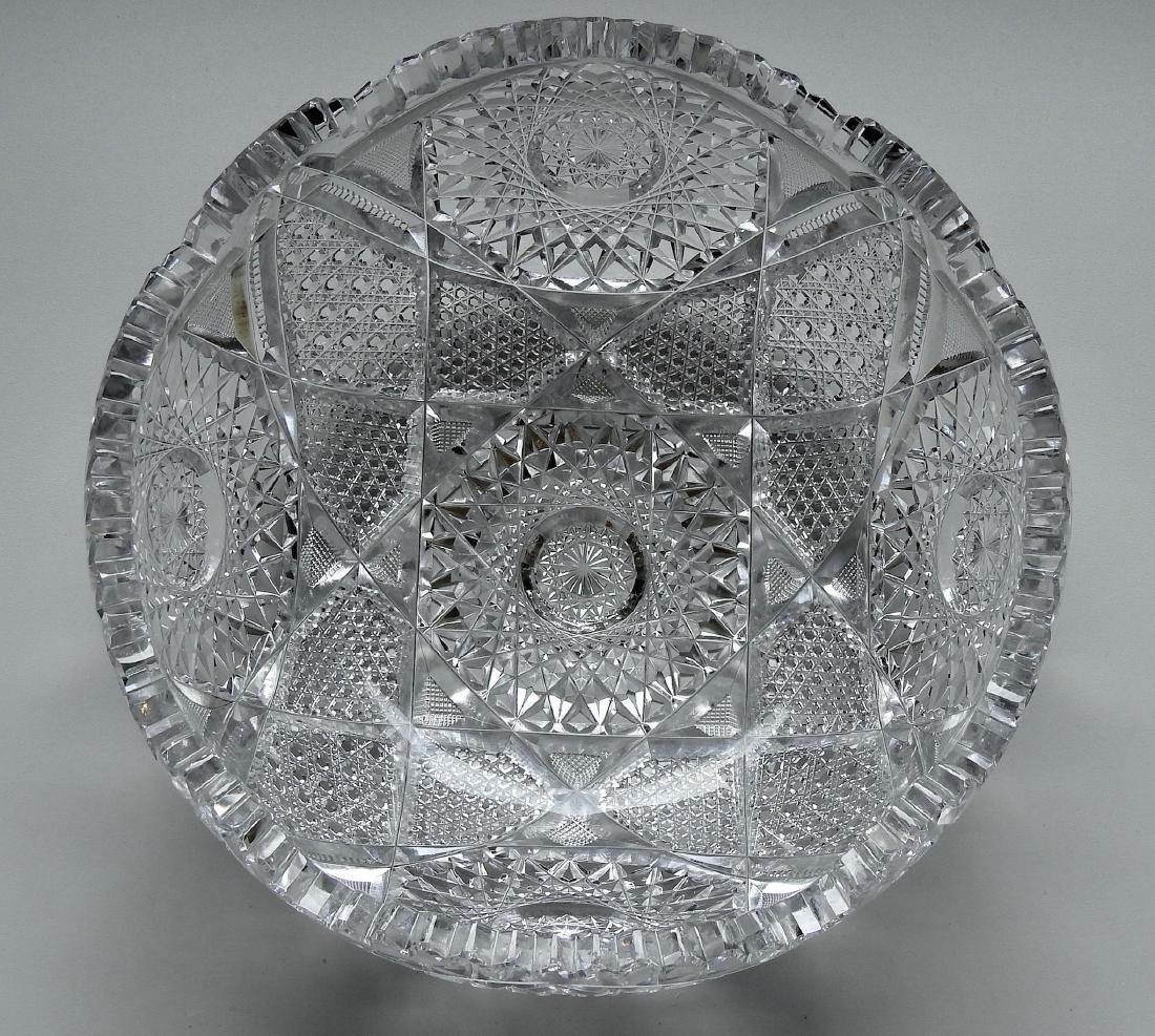 Very Fine Antique ABP Brilliant Period Cut Glass