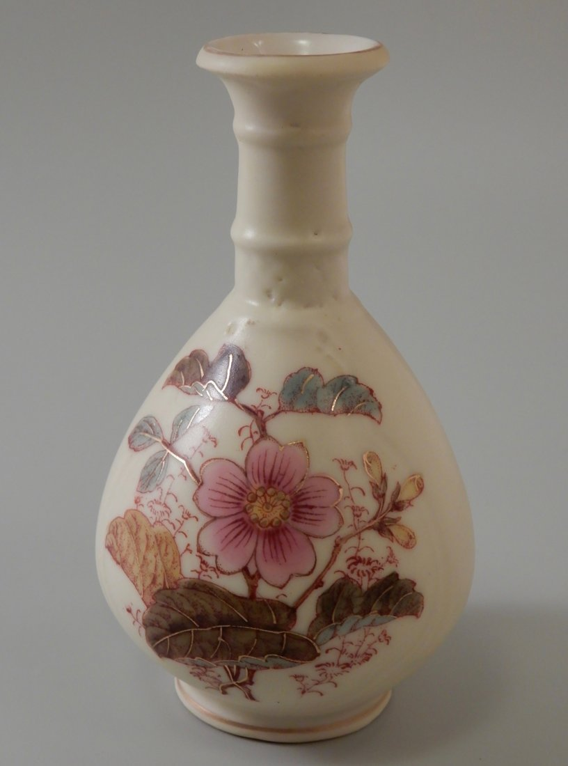 Antique Austrian Bohemia Amphora Turn-Teplitz Small