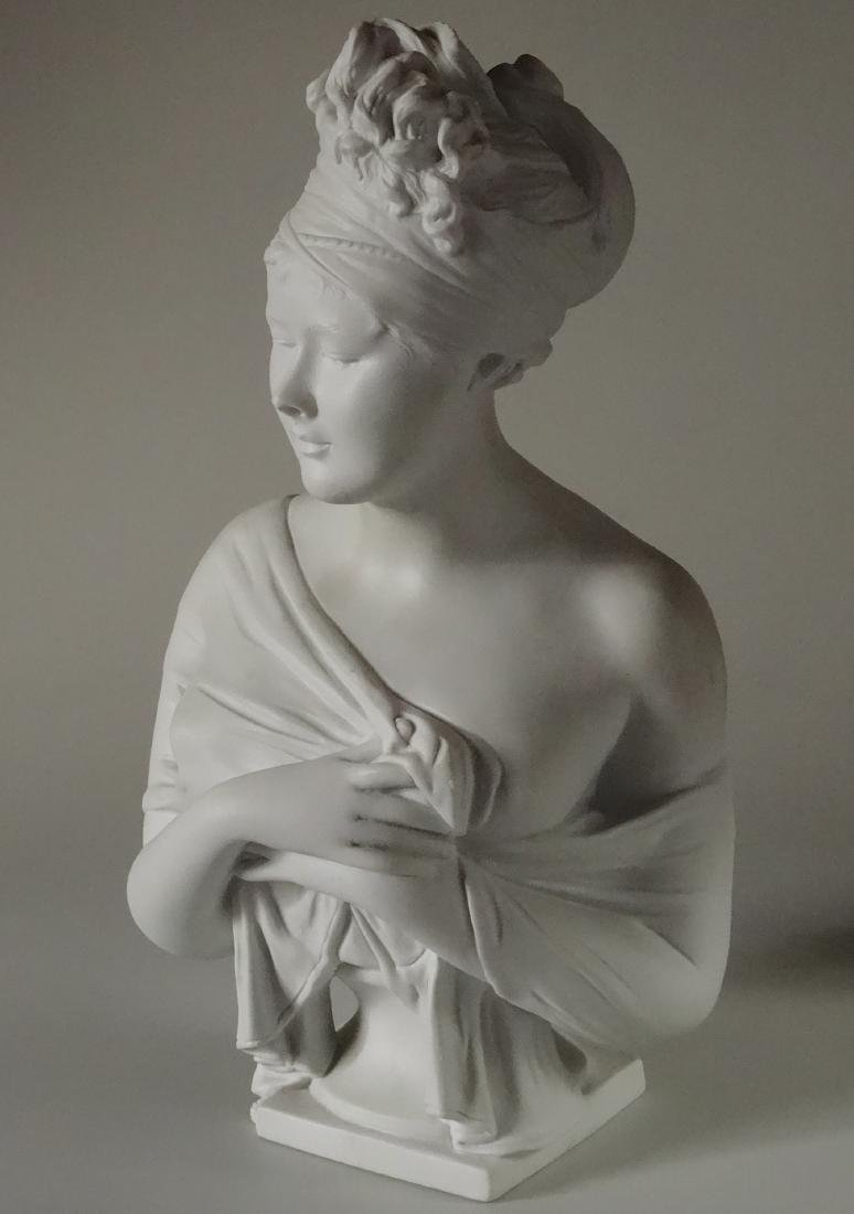 19th century French Samson Madame Recamier Porcelain