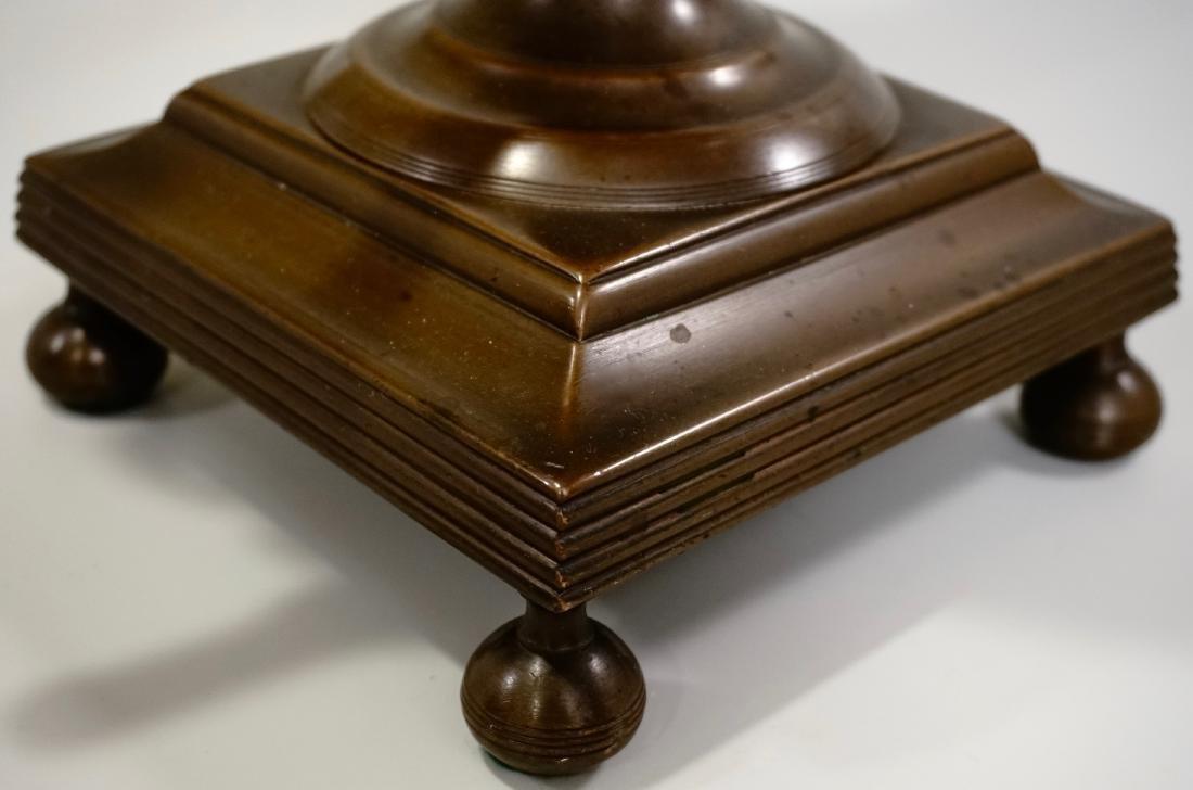 18th Century British Copper Tea Vase Early Georgian c - 7