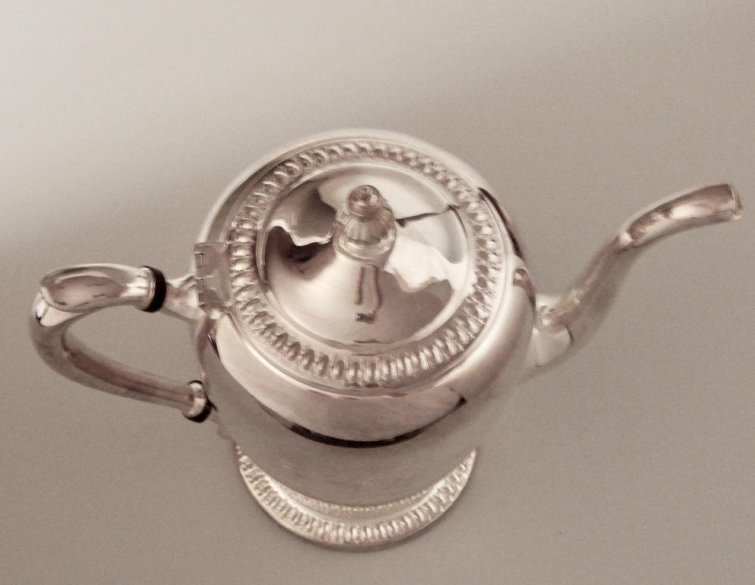 F.B. Rogers Silver Co Ebell Presentation Coffee Pot - 2