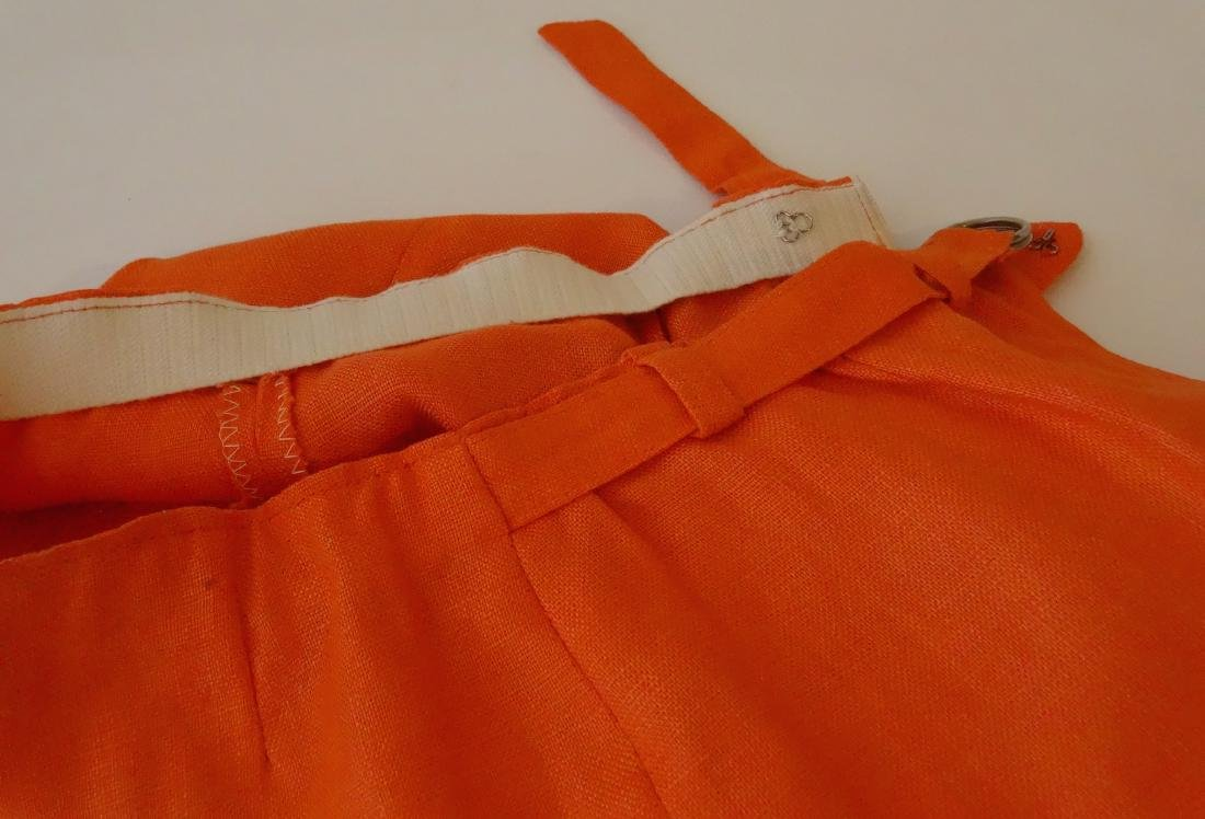 Vintage 60s Saks Fifth Ave French Pants Museum - 5
