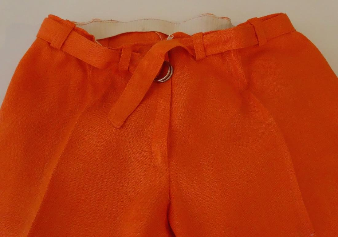 Vintage 60s Saks Fifth Ave French Pants Museum - 6