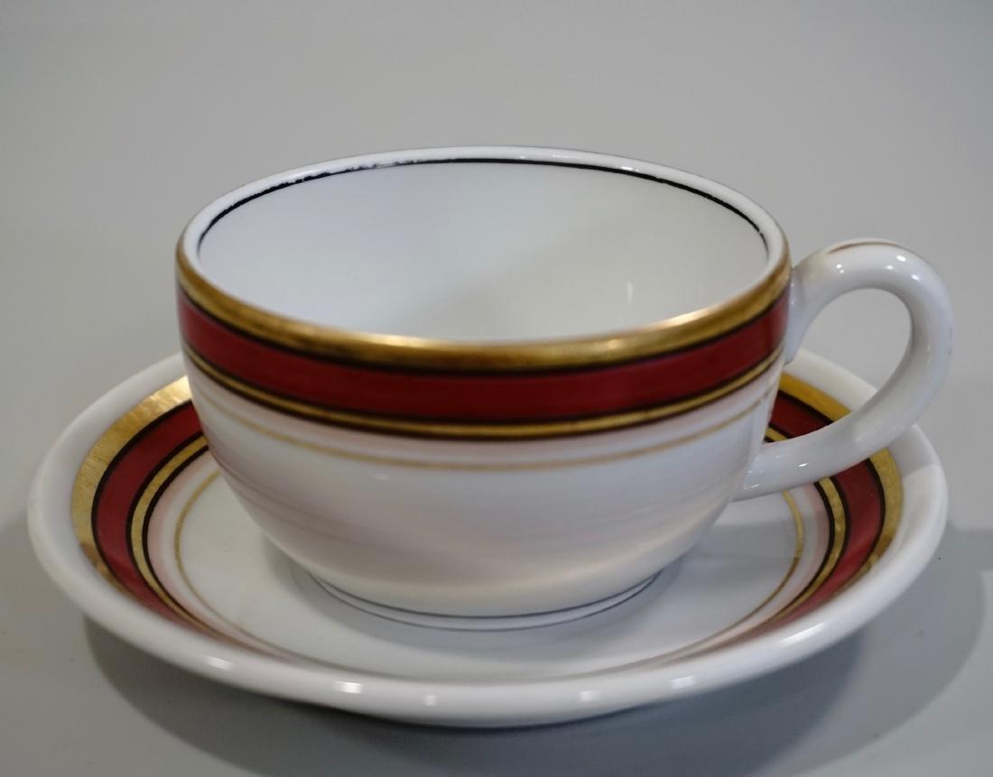 Schongau Venezia Fabric Decor Coffee Cup Saucer - 2