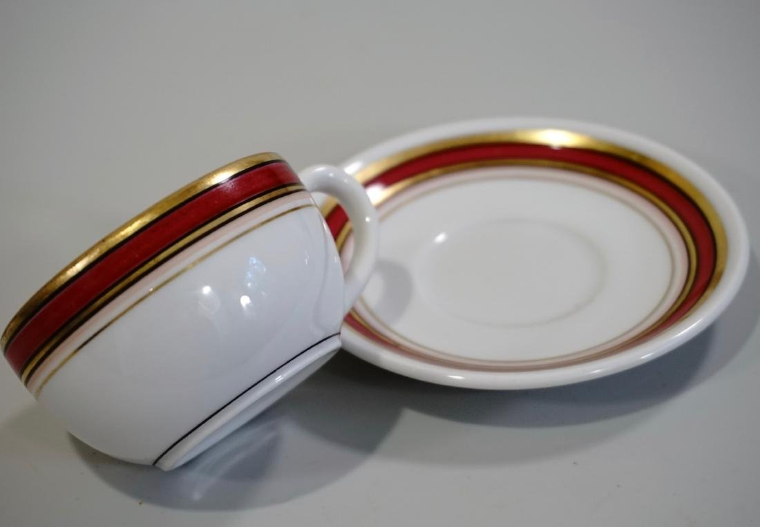Schongau Venezia Fabric Decor Coffee Cup Saucer - 3