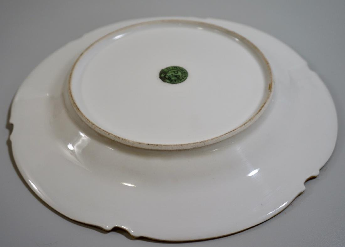 Antique French Limoges Porcelain Maritime Hand Painted - 2