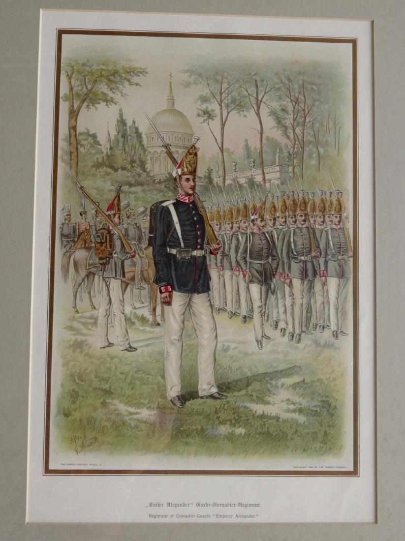 Antique Russian Emperor Alexander Military Uniform - 3