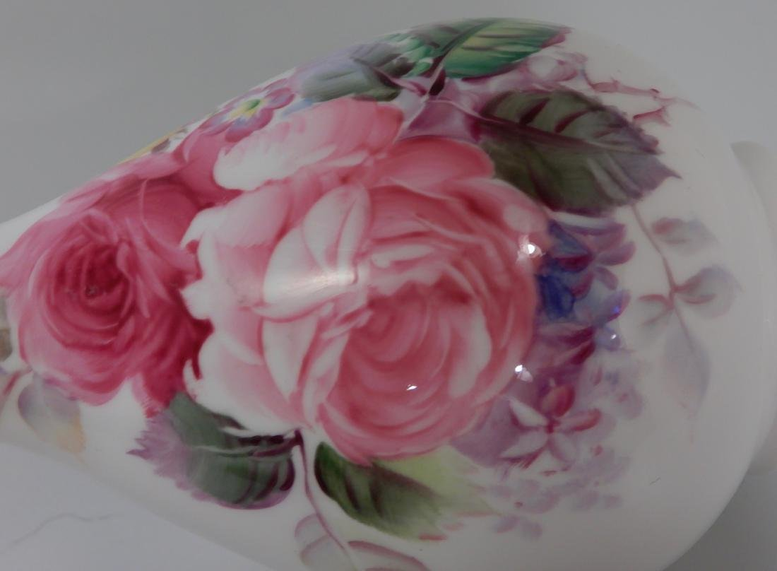 Nippon Noritake Artist Signed Finely Painted Roses - 6