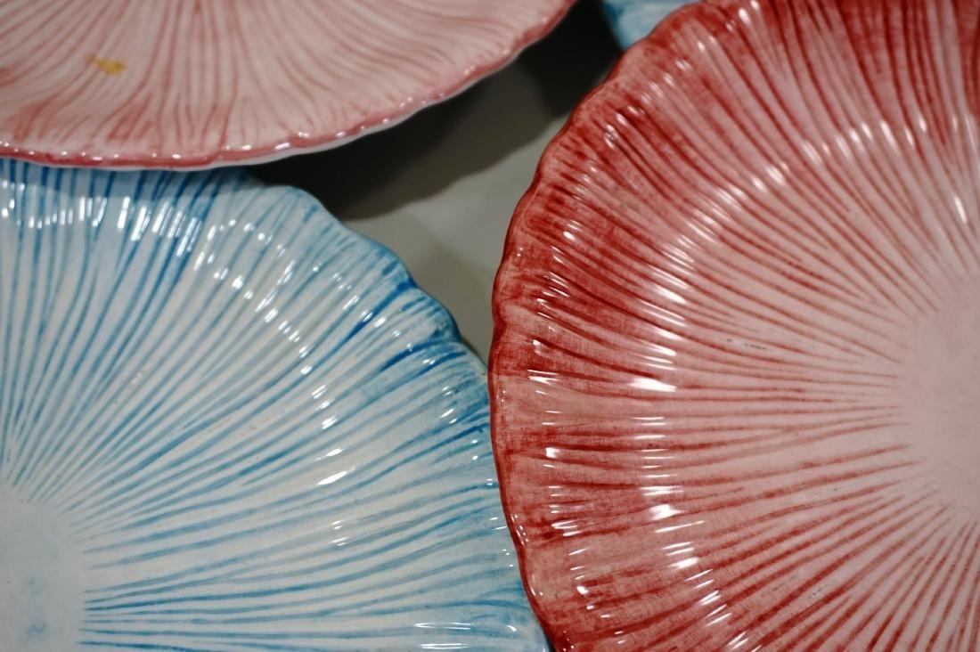 Modern Italian Ceramic Plates Lot of 4 - 2