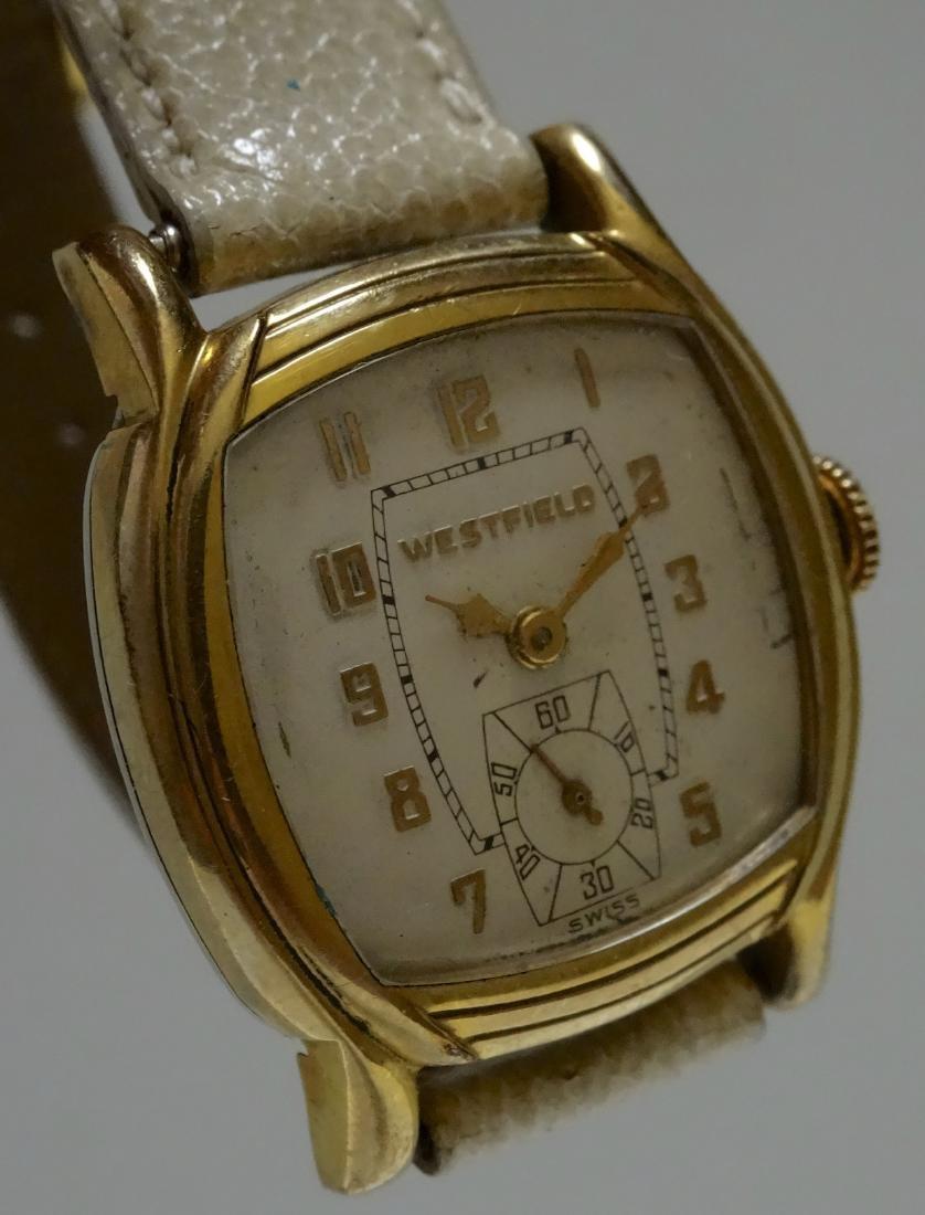 Vintage Art Deco Westfield Swiss Wrist Watch Serviced - 2