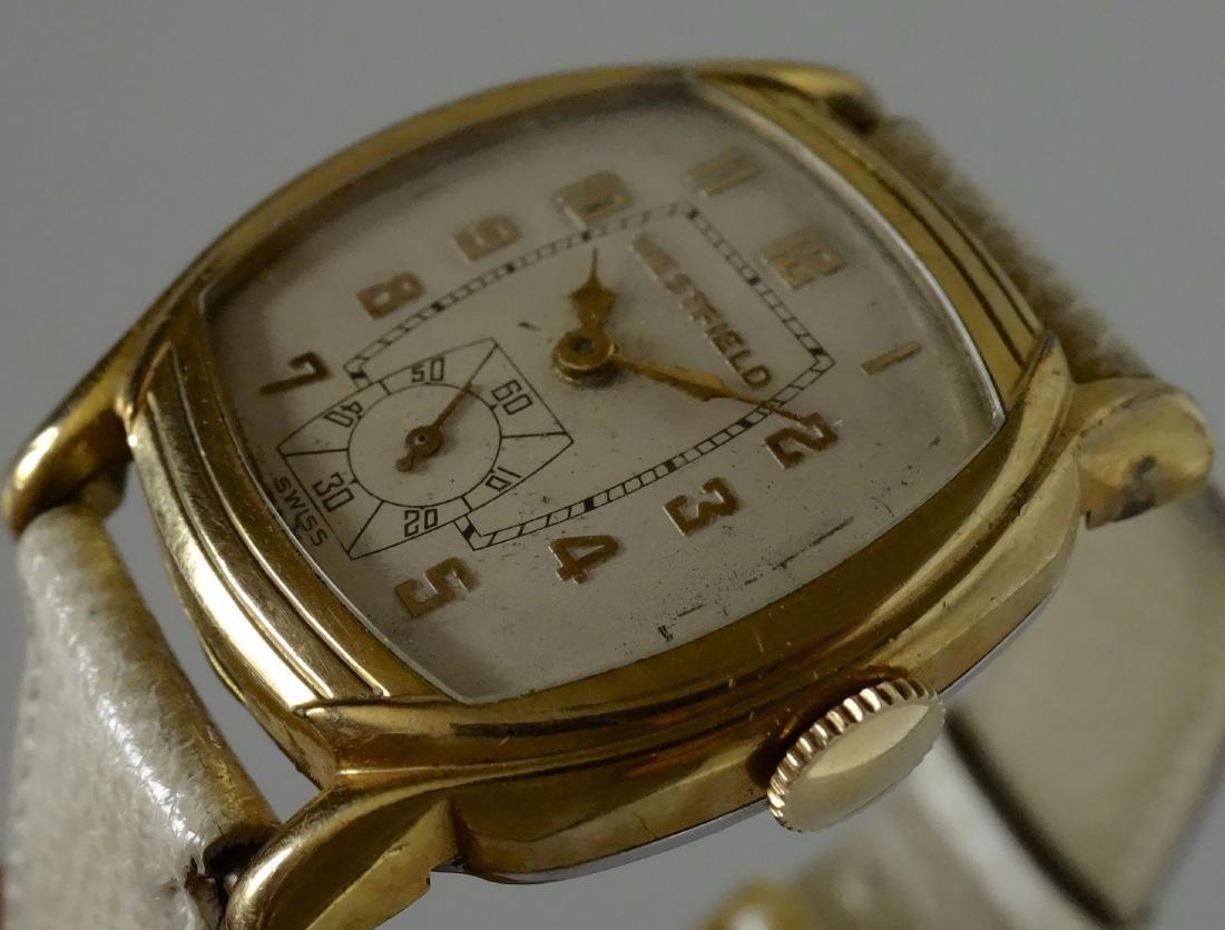 Vintage Art Deco Westfield Swiss Wrist Watch Serviced - 3