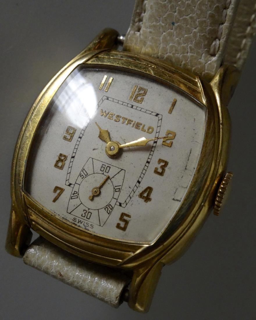 Vintage Art Deco Westfield Swiss Wrist Watch Serviced - 5