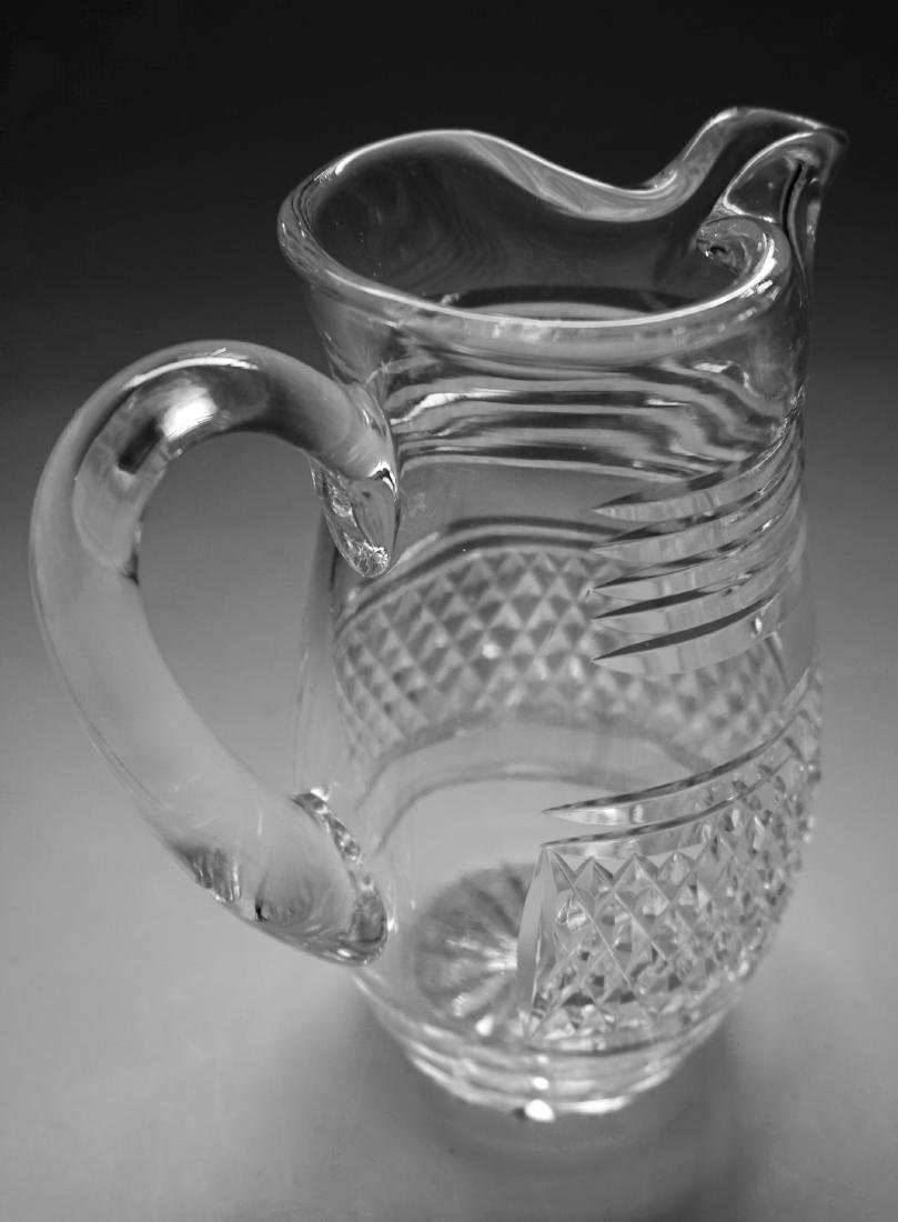 Waterford Crystal Pitcher Lot of 2 Pitchers - 5