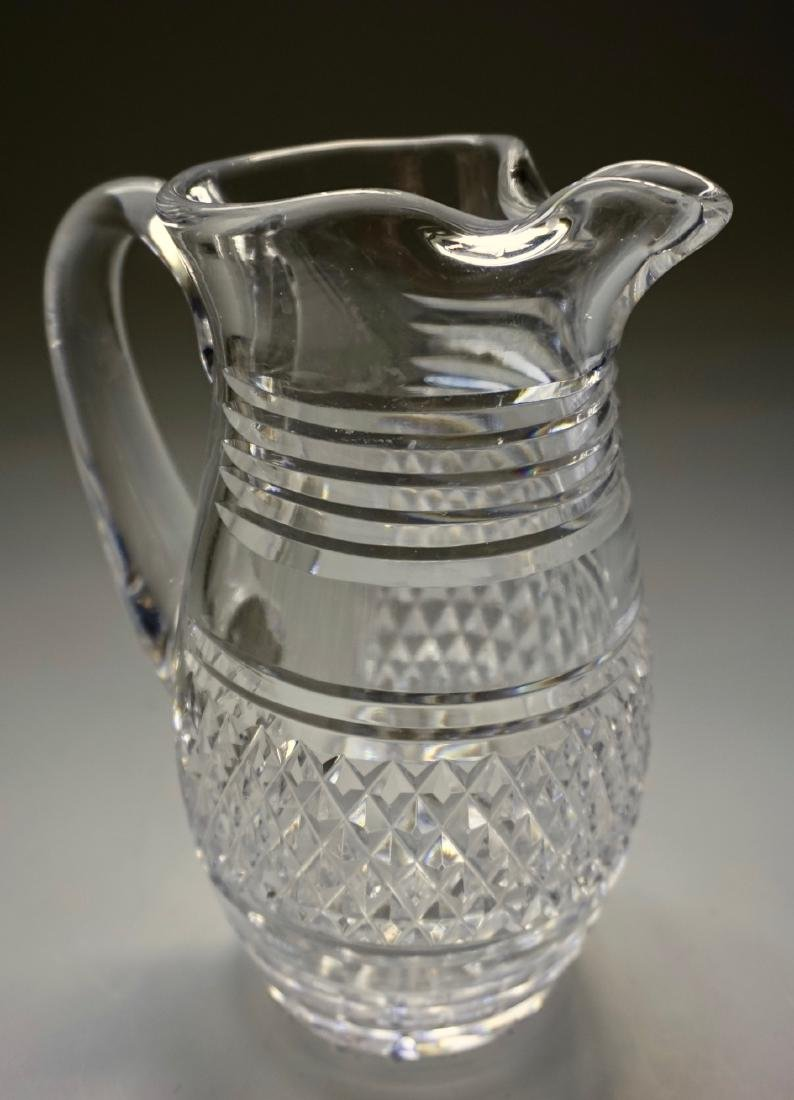 Waterford Crystal Pitcher Lot of 2 Pitchers - 6