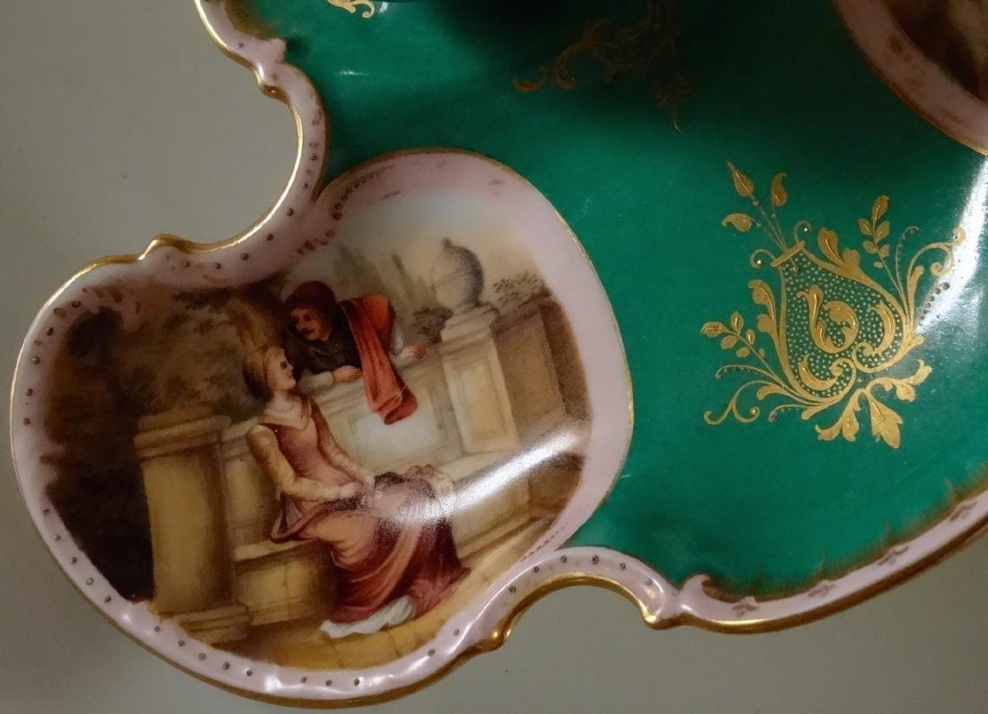 Aurora Trumpeting Figurine Bronzed Spelter After - 5