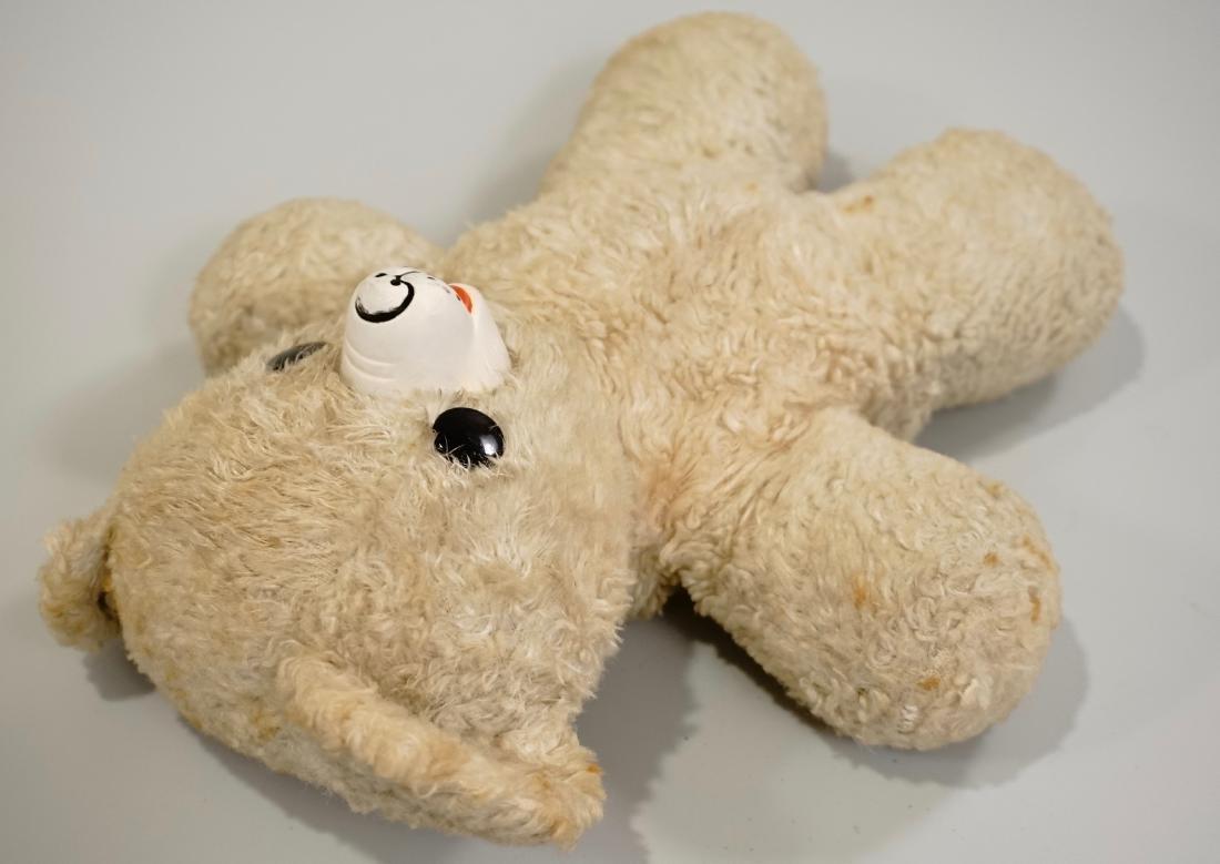 Vintage Gund Cubbi Stuffed Toy Teddy Bear Rubber Nose - 5