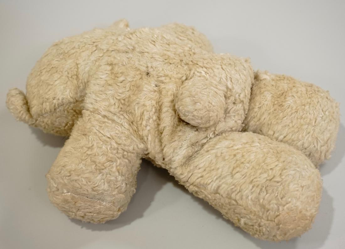 Vintage Gund Cubbi Stuffed Toy Teddy Bear Rubber Nose - 6