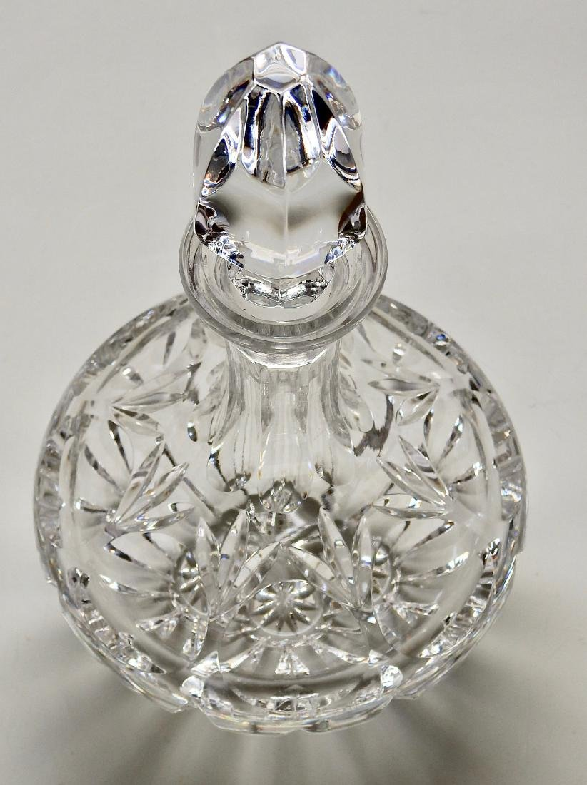 Crystal Bottle Decanter Original Stopper - 5