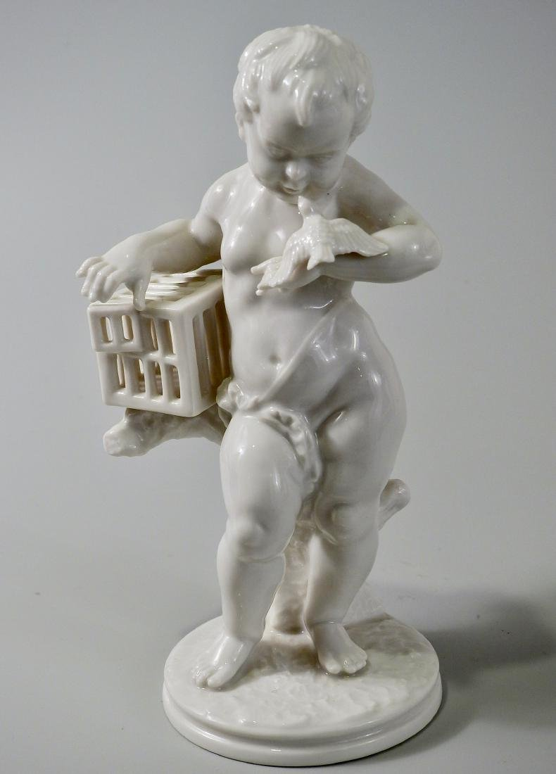 German Hutschenreuther Blank De Chine Porcelain