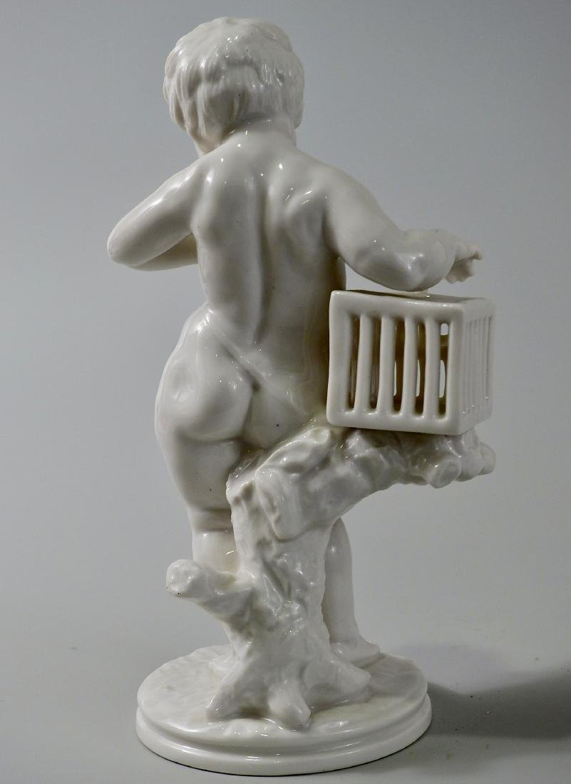 German Hutschenreuther Blank De Chine Porcelain - 3