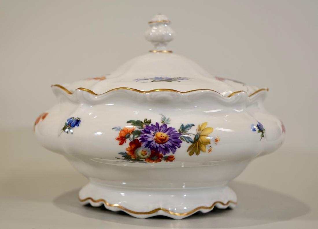 Vintage Rosenthal Dresden Flowers Soup Tureen