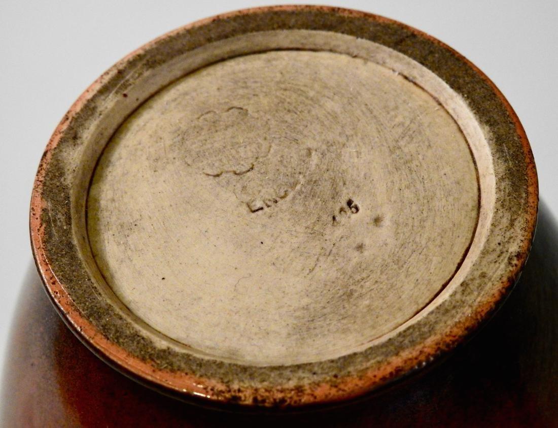 Doulton Lambeth Stoneware Pottery Motto Ale Jug c Late - 7