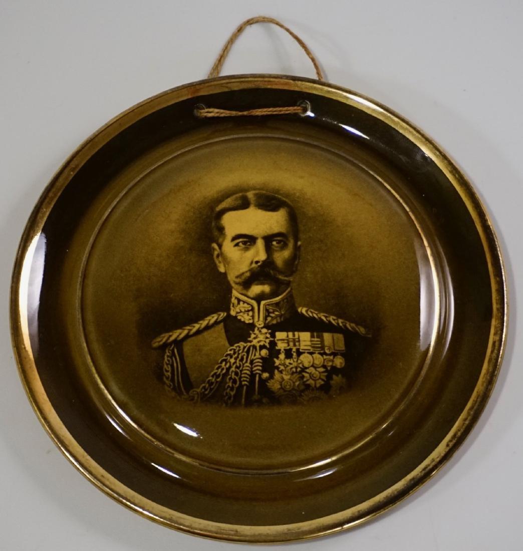 WWI Field Marshal Earl Kitchener Ridgways Pottery