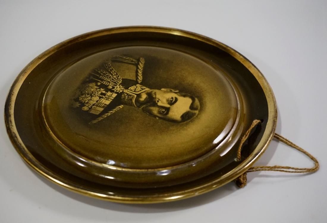 WWI Field Marshal Earl Kitchener Ridgways Pottery - 2