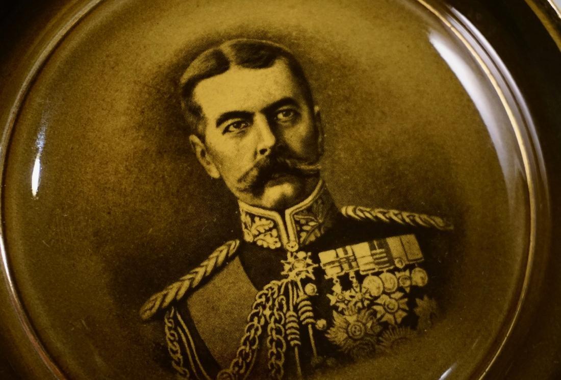 WWI Field Marshal Earl Kitchener Ridgways Pottery - 3