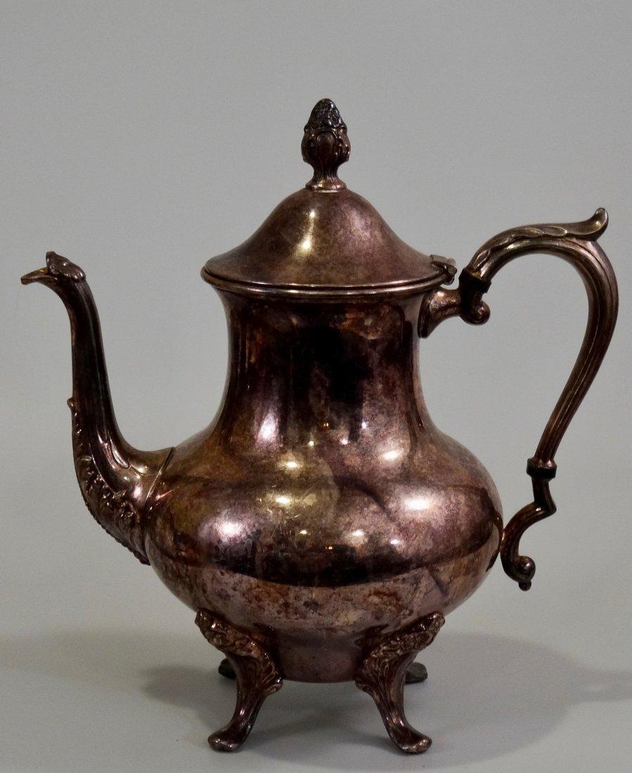 Sheridan Silverplate Coffee Pot