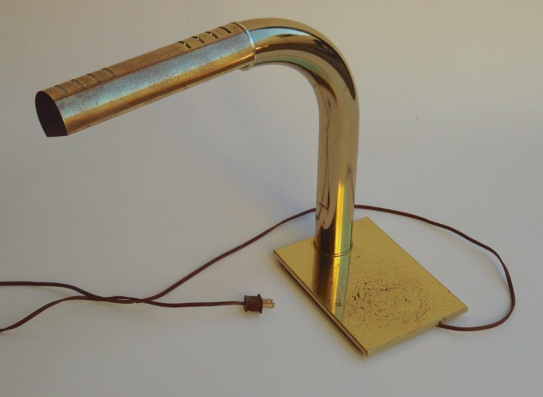 Jim Bindman Rainbow Desk Lamp Mid Century Modern Design - 6