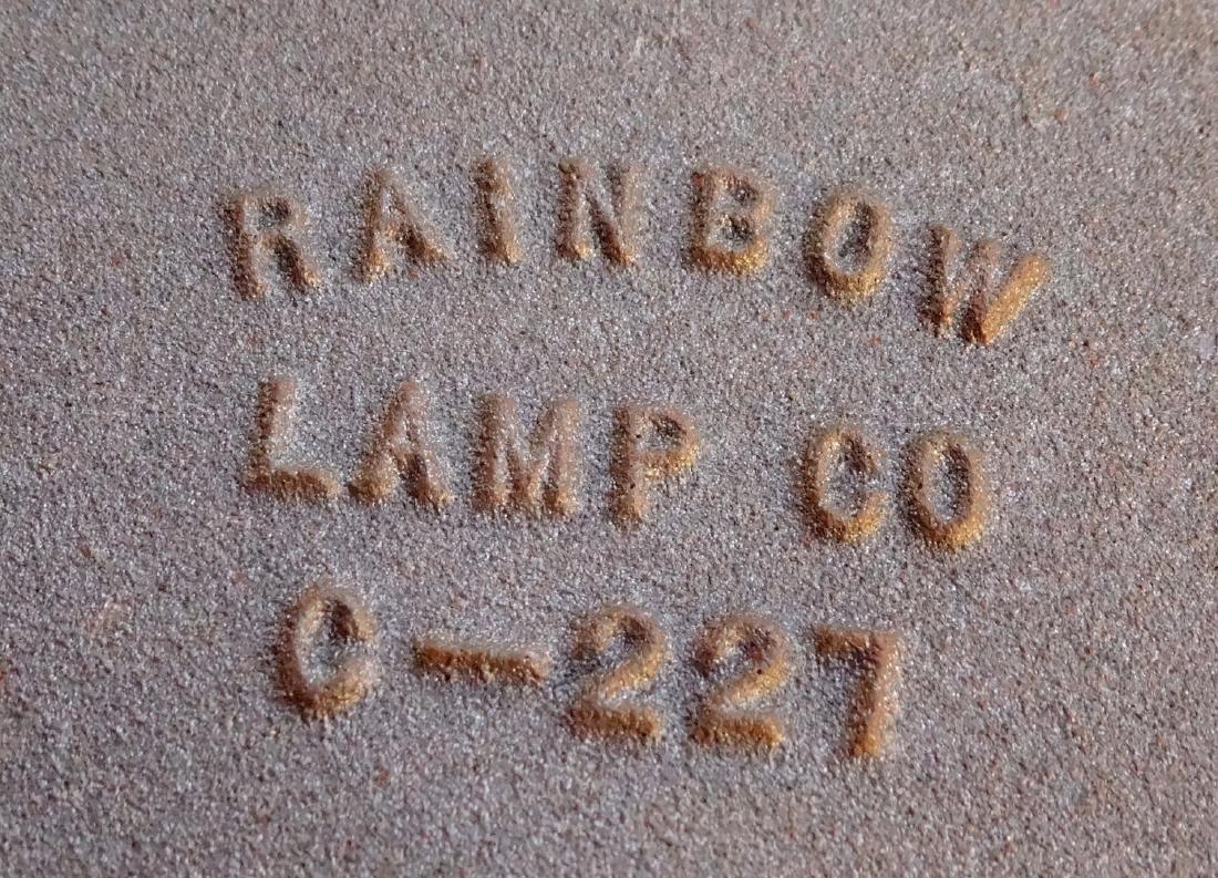 Jim Bindman Rainbow Desk Lamp Mid Century Modern Design - 8
