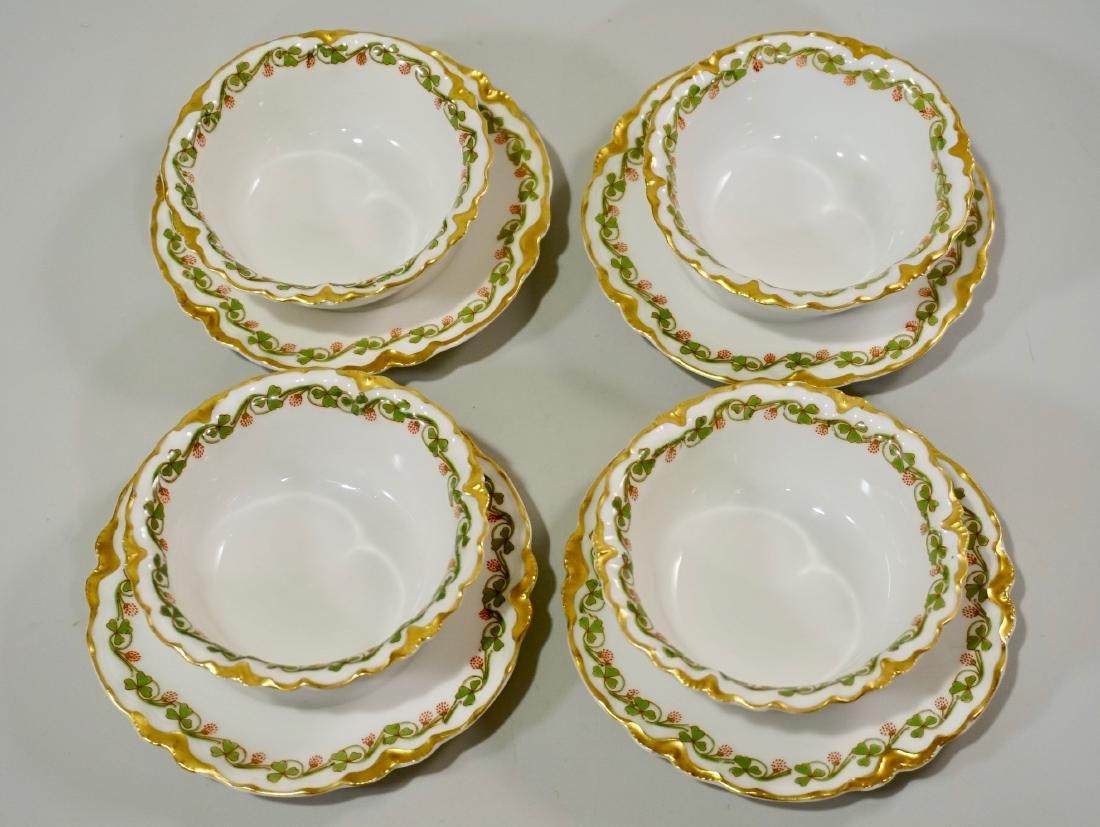 Haviland Limoges China Ramekins Lot of 4 Sets Dessert - 2