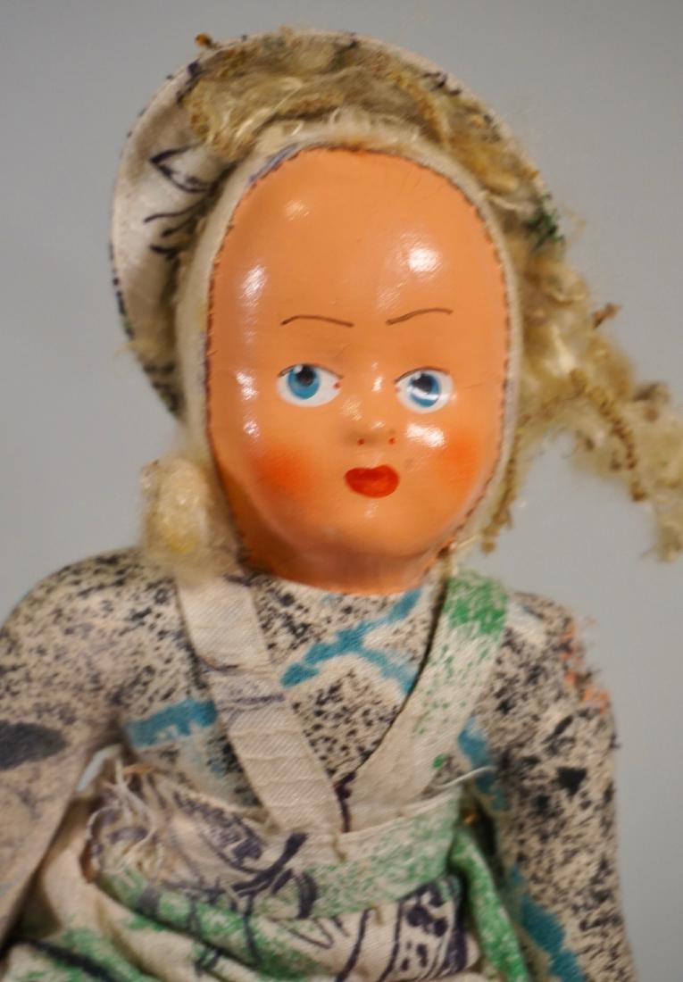 Vintage Polish Dolls Lot of 2 - 4