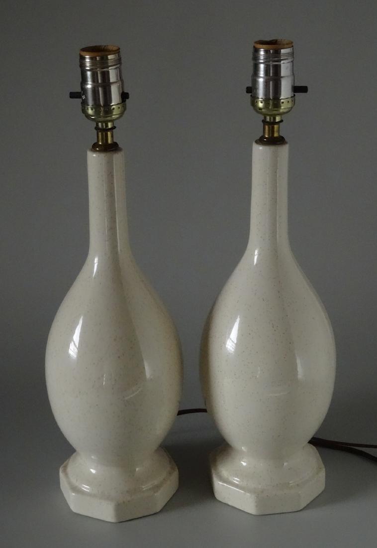 Mid Century Modern Design Phil Mar Pottery Table Lamp P